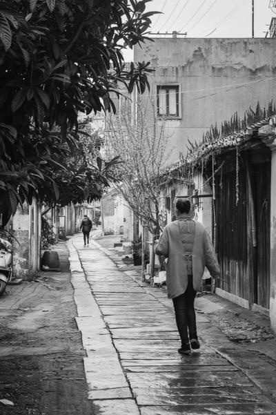 中国经济导报_2016-04-01_视觉·新闻_如东掘港老街